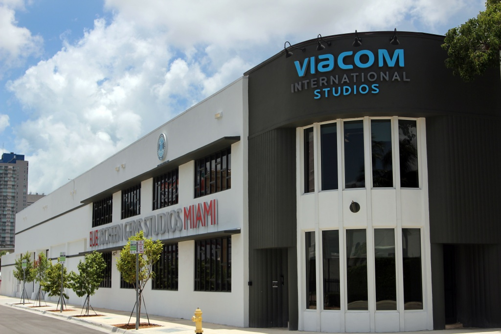 NOW SHOWING: Viacom International Studios hopes to revitalize Miami's film industry. (Photo by Corbin Bolies)