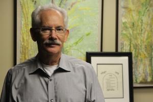 Ralph Maya, a Miami accountant and Cuban Jew (Photo by Talia Pfeffer)