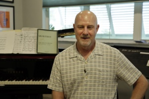 Gary Keller, a local musician and University of Miami School of Music instructor (Photo by Danyel De Villiers)